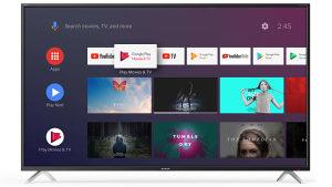 "Sharp 165 cm 65"" 4K HDR Android TV 65BL2EA"