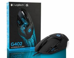 Logitech Gaming Miš G402