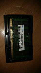 SAMSUNG DDR 2 2GB 667MHz 5300S ZA LAPTOP DDR2