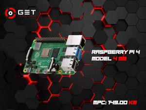 [AKCIJA] Raspberry Pi 4 Model B 4GB