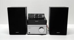Sony HiFi CMTSBT20 Mini Hi-Fi , BLUETOOTH