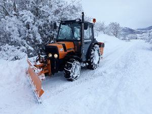 Traktor Deutz Fahr 3.50F 4x4 DUPLAK Ralica SCHMIDT