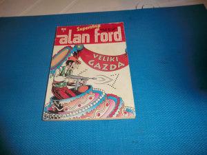 Alan Ford 1 - Veliki gazda