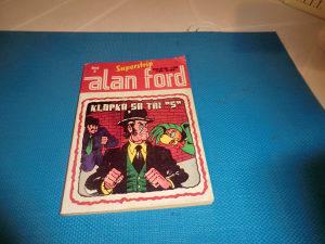 """Alan Ford br.3 - Klopka sa tri """"s"""""""