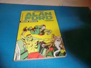 Alan Ford Kolor Specijal 2. Frankenstein , KOLOR