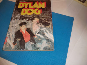 Dylan Dog gigant 5. Totentanz