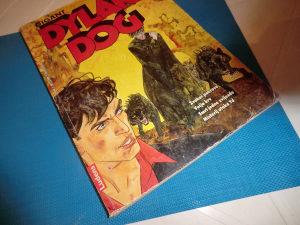 Dylan Dog Gigant 10. Žvakač pokrova