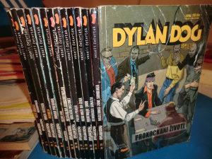 Dylan Dog - Dilan Dog, lot 1-14  V.Č.