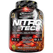 MuscleTech NITRO TECH Performance 1,8kg