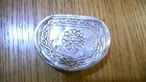 Otomanska srebrna kutija za razno