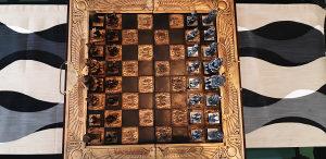 Egipatski antikvarni šah