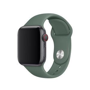 Narukvica Apple Watch 42mm 44mm Pine green