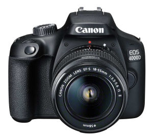 Canon EOS 4000D 18-55 IS II - PCFOTO