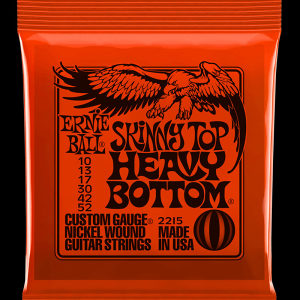 ŽICE ZA EL. GIT. ERNIE BALL Heavy Bottom 10-52