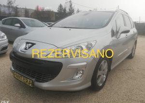 Peugeot 308 SW 1.6 hdi 82kw