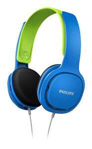 Slušalice za djecu PHILIPS Kids SHK2000BL/00