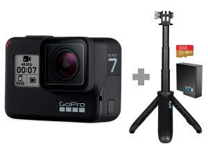 GoPro HERO 7 Black Special Bundle HERO7 - PCFOTO