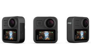 GoPro MAX - 360 kamerica