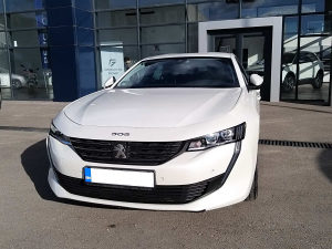 Novi Peugeot 508 BlueHDi 130 EAT8 DEMO