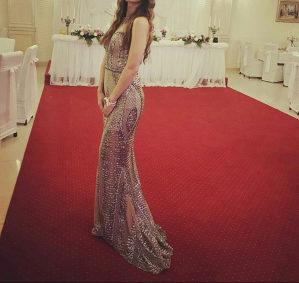 Haljina duga svečana