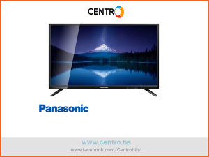 "GRUNDIG TV 32 VLE 4820, 32"" (80 cm), HD Ready, Bazni"