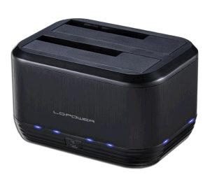 HDD Docking LC-Power LC-DOCK-U3- III