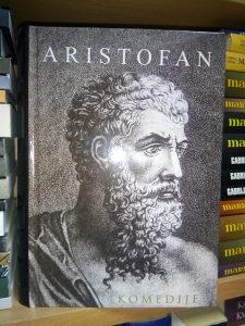 Komedije - Aristofan