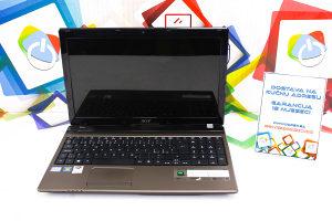 Laptop Acer Aspire 5750; i5-2450u; 500GB HDD; 6GB RAM