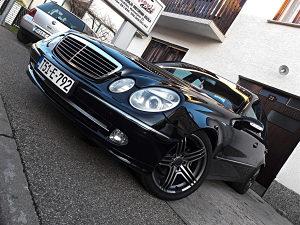 Mercedes-Benz E 280 CDI V6