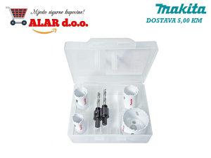 Makita set kruna sa adapterom D-33657-10