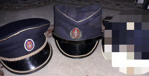 Policijske sapke