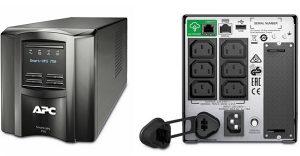 UPS APC 750VA/500W SMT750IC SmartConnect