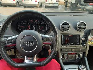 Audi A3 S3 sportback 2.0 tdi CR 2009 full S line