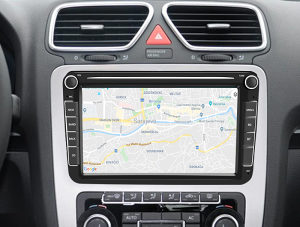 "VW SEAT ŠKODA 8"" GPS Multimedija Android 8.1"