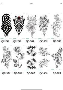 Tetovaze tatu tattoo #M8