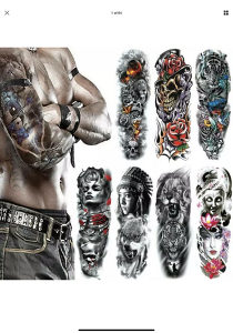 Tetovaze tattoo tatu #V1 DOSTUPNE