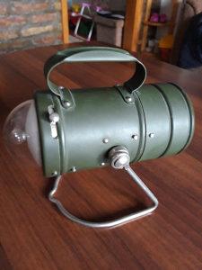 Stara vojna baterija