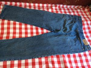 farmerke jeans hlace LEVIS 501, 40W/L36