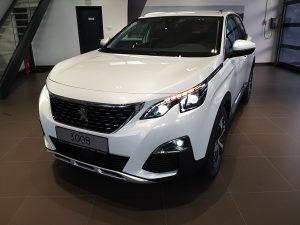 Peugeot 3008 Allure 1.5 BlueHDi 130 S&S EAT8