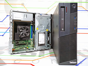 Lenovo ThinkCentre M83 SFF i5 4th Gen