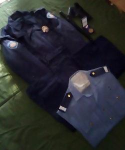 Komplet uniforma policije/MUP-a ex HR HB