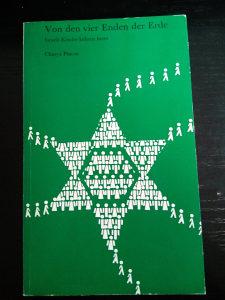 Knjige njemački Chasya Pincus Von den vier Enden,,
