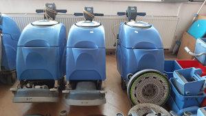 TOTALNA RASPRODAJA-Mašine i sredstva za čišćenje