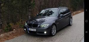 BMW 320 E91 M paket