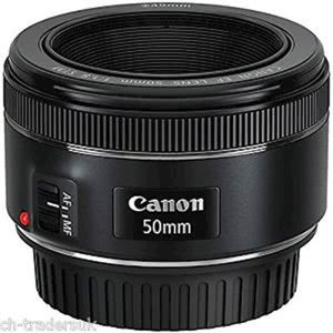 Objektiv CANON EF50mm 1.8 STM