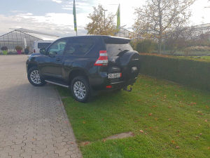 Toyota Land Cruiser 3.0d 2014