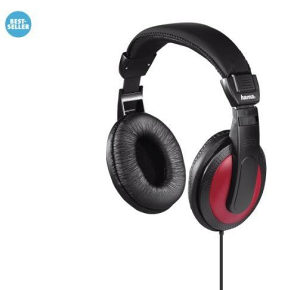 HAMA Basic4Music Over-Ear Stereo Headphones