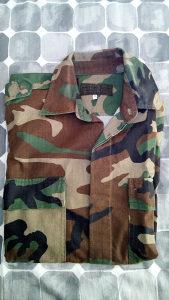 Vojna maskirna bluza - kosulja (deblji materijal)