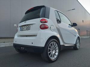 Smart For Two 1.0 turbo *BRABUS*NAVI*PANO*KOZA*TEK REG*