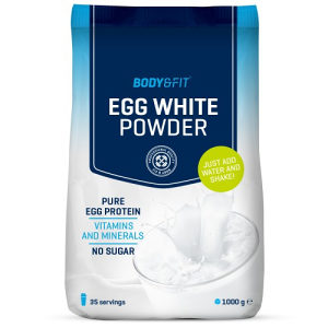 BODY&FIT EGG WHITE POWDER 1000 gr